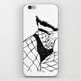 Fishnets iPhone Skin