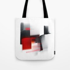 composition with black Tote Bag