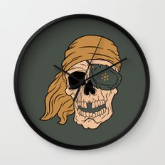 Willy Wall Clock