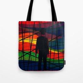 Imprisoned Mind Tote Bag