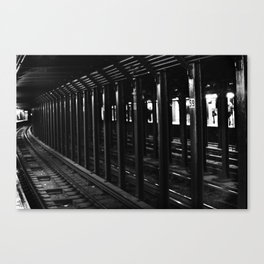 59th Street Subway Station No. 2 Canvas Print