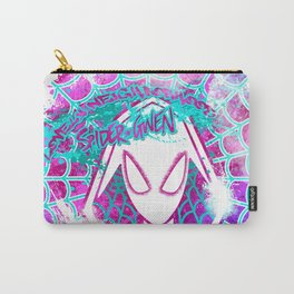 Lovely Neighborhood Spider-Gwen Carry-All Pouch