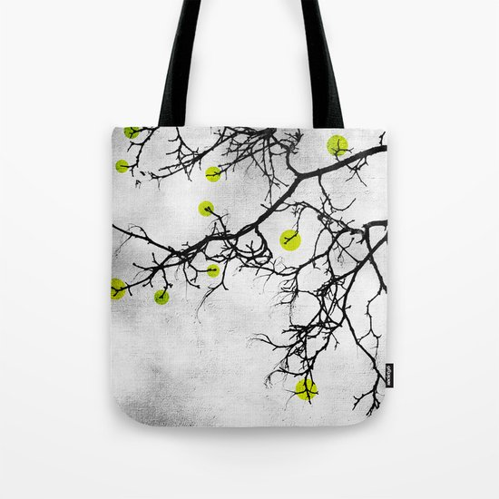 Wintertree Abstract Tote Bag