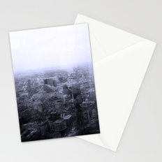 London Old vs New Stationery Cards