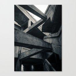 Shanghai Abattoir Canvas Print