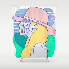 Joanne Shower Curtain