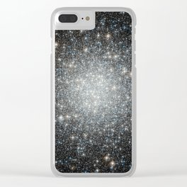 Globular Cluster Messier 53 Clear iPhone Case