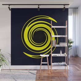 spiral Wall Mural