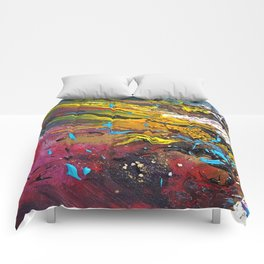 silent chaos Comforters