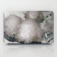 furry iPad Cases featuring Furry Crystal  by Rem N