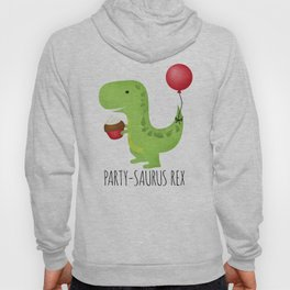 Party-Saurus Rex Hoody