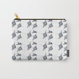 Manta ray devil fish Carry-All Pouch