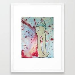 ollid Framed Art Print