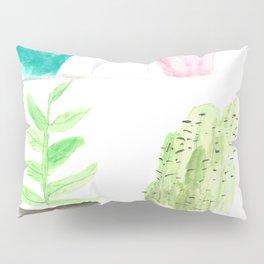 Succulentus bellus Pillow Sham