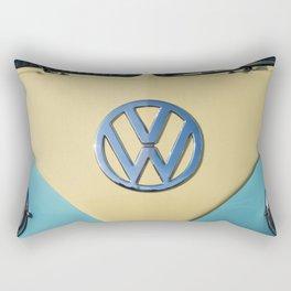Hippie Van - Splittie Rectangular Pillow