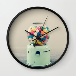 Candy Store Wall Clock