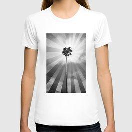 Palm Tree Retro T-shirt