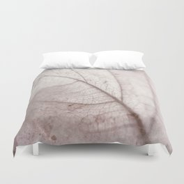 Abstract Leaf 1 Duvet Cover