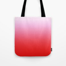 pink comic  Tote Bag