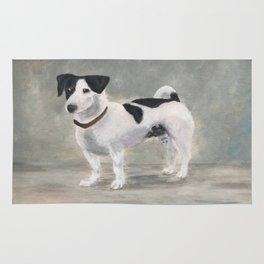 Mikko, Jack Russell Terrier Rug