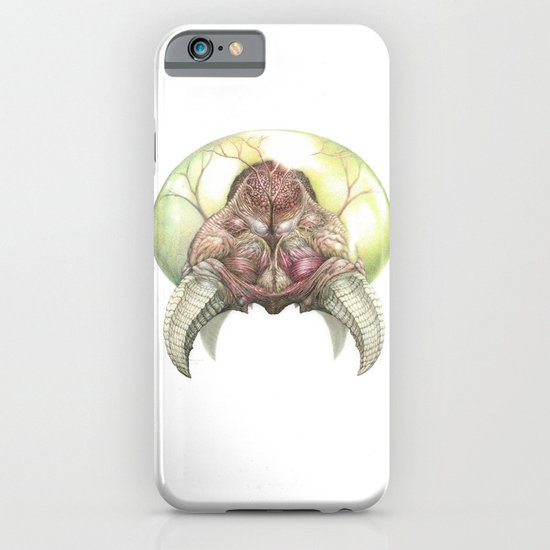 Metroid Physiology iPhone & iPod Case