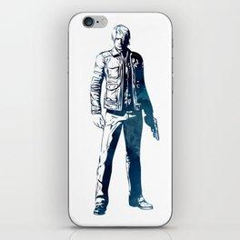 Leon S. Kennedy iPhone Skin
