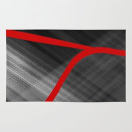 Abstract Linear Complex Rug