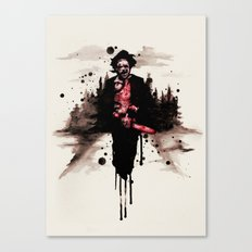 Leatherface 1974 Canvas Print