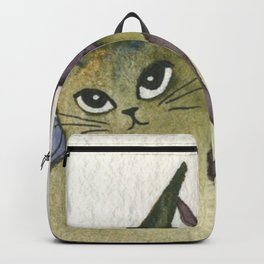 Missouri Whimsical Cats Backpack
