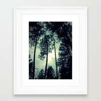 west coast Framed Art Prints featuring West Coast by BuyArt