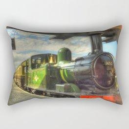 Steam Train 1450 Rectangular Pillow
