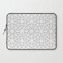Minimalist Geometric 101 Laptop Sleeve