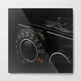 Photography Metal Print