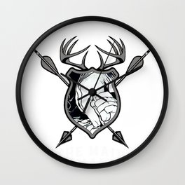 Father & Son Wall Clock