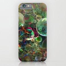 Soap Bubbles Slim Case iPhone 6s