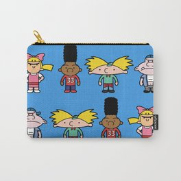 Hey Arnold Carry-All Pouch