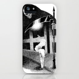 Dead of Night iPhone Case