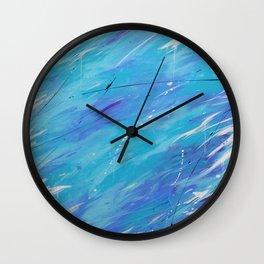 WWINDWATR Wall Clock