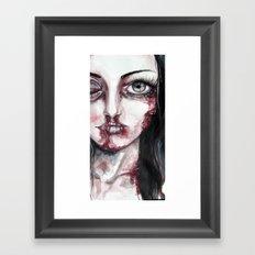 My Bloody Valentine Framed Art Print