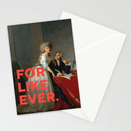 For Like Ever Stationery Cards