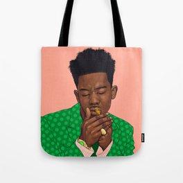 Desiigner Portrait Tote Bag