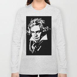 Ludwig van Beethoven (1770-1827) Long Sleeve T-shirt