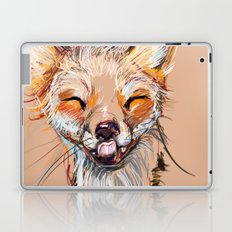 Happy Fox Laptop & iPad Skin