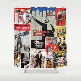Citizen Kane Shower Curtain