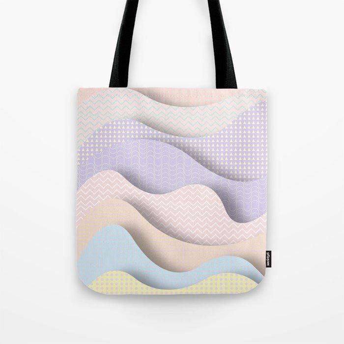 Wave I Tote Bag