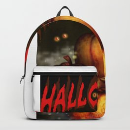 Holiday of halloween Backpack