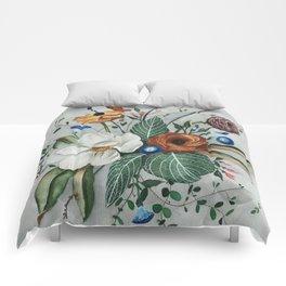 Moody Magnolia Arrangement Comforters