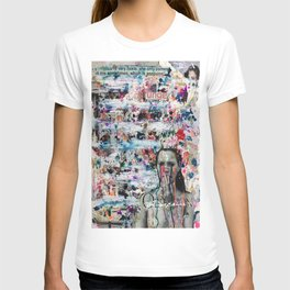 My Muse is very Fickle T-shirt