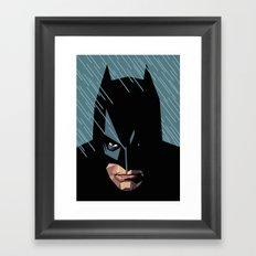 Knight Time Framed Art Print