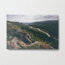 Little Carp River Metal Print